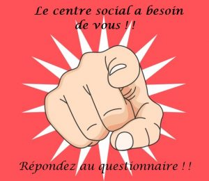 questionnaire projet social centre centre parilly