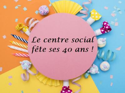 anniversaire du centre social de parilly