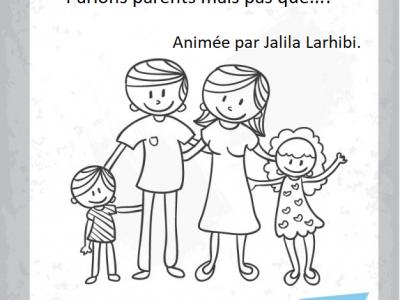 conférence parentalité participative